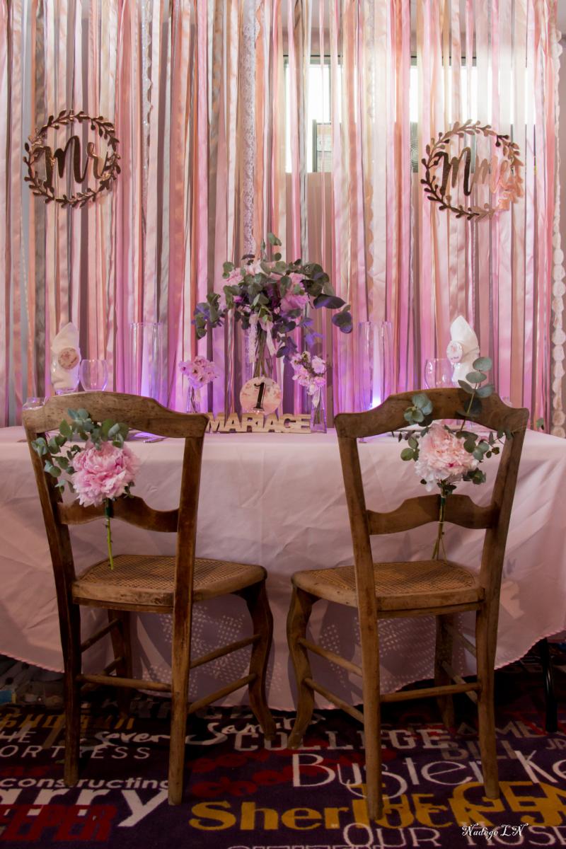 Salon avec Exquiz'Orchidée